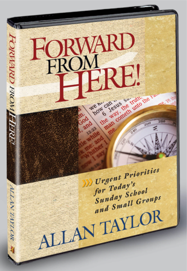 FORWARD FROM HERE! - Allan Taylor