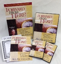 FORWARD FROM HERE - Allan Taylor