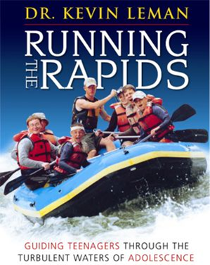 Kevin Leman's RUNNING THE RAPIDS