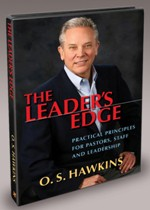 THE LEADER'S EDGE - O.S. Hawkins