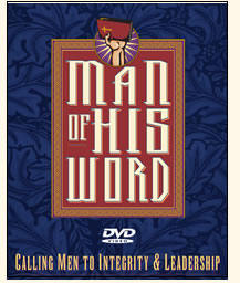 MAN OF HIS WORD - Dr. Adrian Rogers